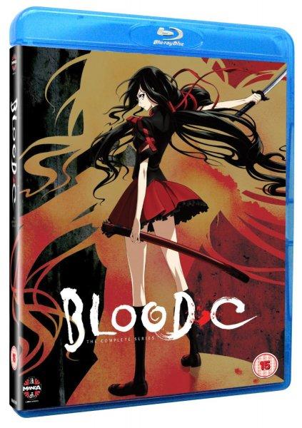 [Zavvi] Blood C - The Complete Series (Bluray) (OT) für 17,66€