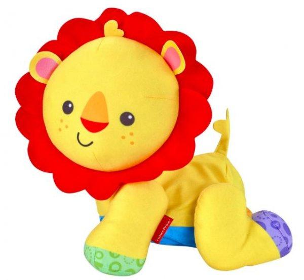 [Amazon Prime] Mattel Fisher Price - Babyspielzeug - Krabbelspaß Löwe für 18,25€ statt ca. 27€