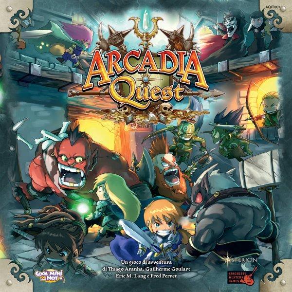 Arcadia Quest (Brettspiel, Hugendubel.de)