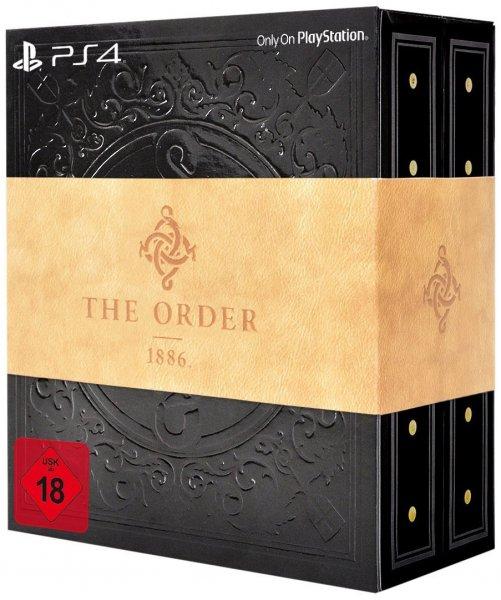 Amazon - The Order: 1886 Blackwater Edition (uncut) PS4 für 28,97€