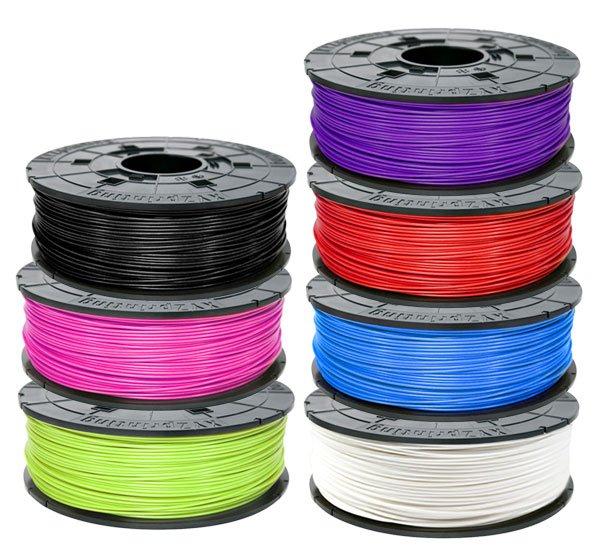 Filament für 3D Drucker von XYZPRINTING @printer-care