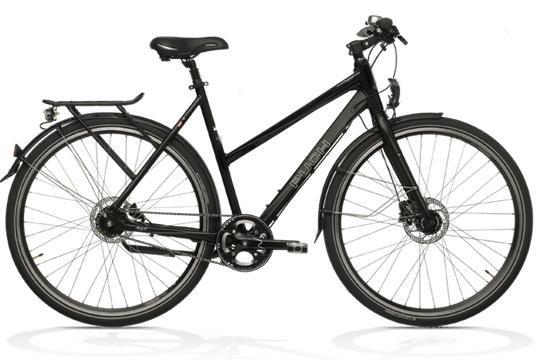 Damenfahrrad Puch Stadtrad Deluxe D mit Shimano Alfine 11-Gang Nabenschaltung für 660€