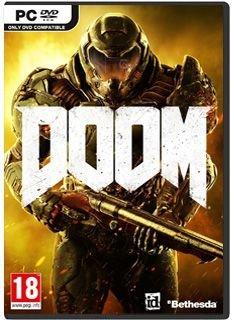Doom inkl. Pre-Order Bonus Demon Multiplayer Pack DLC PC Steam CD Key