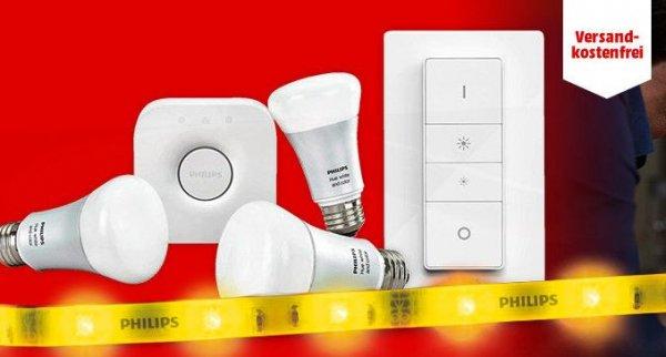 [Mediamarkt] Weitere HUE Angebote wie zb. PHILIPS 7199960PH Friends of Hue LED Mehrfarbig für 63,-€ etc. Versandkostenfrei
