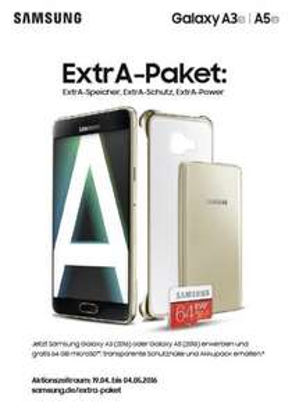 """[modeo.de] o2 Real Allnet mit 1,5 GB Datenvolumen + Samsung Galaxy A3 (2016) + """" ExtrA -Paket"""" für 14,99€ im Monat (abzüglich den Preis der Hardware = 5 € / Monat)"""