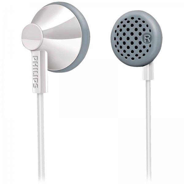 [ABGELAUFEN] PHILIPS SHE 2001/10 Kopfhörer Silber 3,50€ inkl. Versand per DHL von MediaMarkt[Ebay]