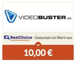 [Spartanien] 10€ BestChoice-Gutschein für kostenlose Neukundenregistrierung und Ausleihe bei VIDEOBUSTER (Kündigung notwendig)