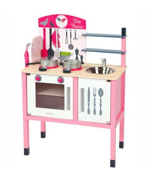 [Amazon Prime] Janod J06533 - Maxi Küche (mit Accessoires) für 59,14€ statt ca. 84€