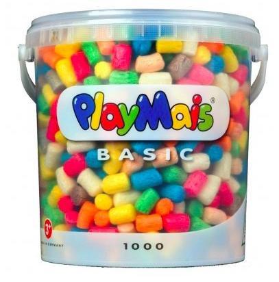 [Spielemax.de] 50% auf Playmais Eimer, PlayMais BASIC 1000 für 7,99€ bei Filialabholung statt ca. 14€