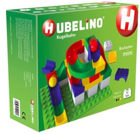 [babymarkt.de] HUBELINO Kugelbahn Baukasten Mini 45 Teile für 27,14€ inkl. VSK statt ca. 35€