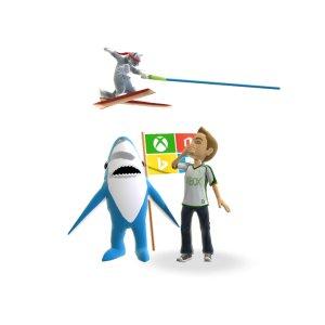 (360/One) Gratis Xbox Avatar Item W10 Ninjacat Skis