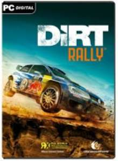 Dirt Rally - PC Steam CD Key für 16,45€ @ simplygames (oder 16.16€ CDKeys)