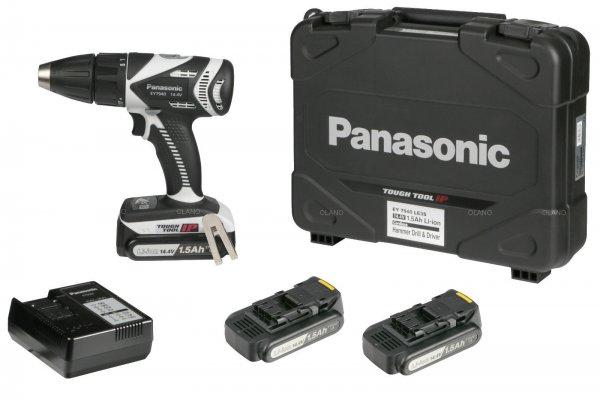 Panasonic 14,4V Akku-Schlagbohr-Schrauber EY7940LE3S32 für 139,90€ inkl. Versand [ebay]
