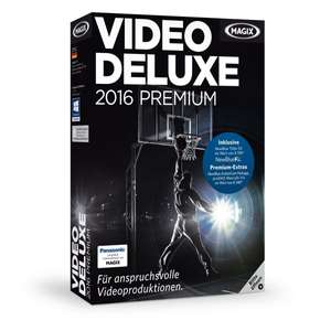 MAGIX Video deluxe 2016 Premium, 65,90 €, Amazon