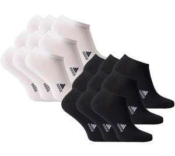 adidas Sneaker Socken im 9er Pack für 16,79 €@ebay
