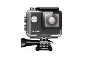 [Amazon Marketplace] ThiEYE Actioncam 1080p/60FPS, 720p/120FPS + Zubehör - Ersparnis 19,49%