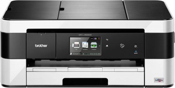 Brother MFC-J4625DW (A3 Tintenstrahldrucker, Scanner, Kopierer, Fax) mit WLAN für 119,00€ frei Haus [comtech]