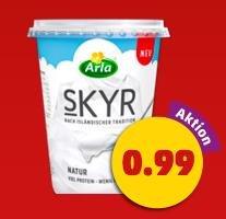 [Bundesweit, Penny] KW16: Arla Skyr Natur 450g nur 0,74€ (Angebot + Scondoo)