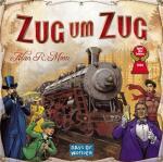 Days of Wonder - Zug um Zug - Spiel des Jahres 2004 für 21,95