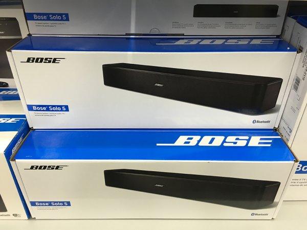 [Lokal Erfurt] Bose Solo 5 TV Soundbar im MediaMarkt (Thüringen Park)