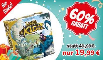 [Spiele-Offensive - Geburtstagswochen] Lords of Xidit | Brettspiel | Gesellschaftsspiel