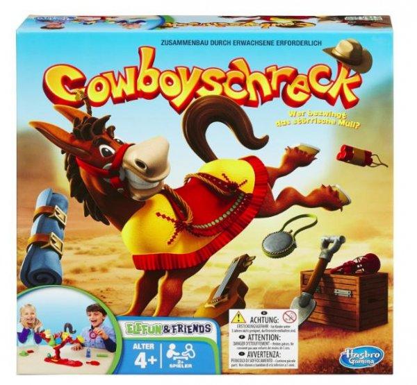 [Amazon Plusprodukt] Hasbro Spiel Cowboyschreck - Edition 2015 für 3,76€ statt ca. 19€