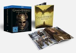 [Nur Amazon Prime] Game of Thrones Staffel 1-5 Blu-Ray (Digipack + Fotobuch + Bonusdisc)