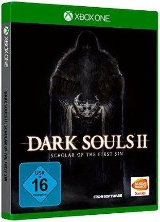 [Conrad Filiale] Dark Souls 2: Scholar of the First Sin (Xbox One) für 17,09€ *** bei [Amazon Prime] für 19,99€