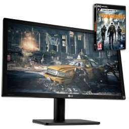 "[Caseking] LG Electronics 27MU67-B Monitor (27'' UHD AH-IPS, 300cd/m², 1.000:1, 2x HDMI 2.0 + DP + miniDP, höhenverstellbar + Pivot + Swivel, VESA, 99% sRGB, AMD FreeSync) + ""The Division"" für 440,89€"