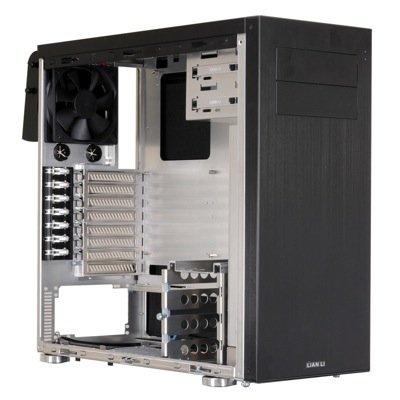 [Amazon] Lian Li PC-B12 PC-Gehäuse (mATX + ATX, schallgedämmt) für 65,36€ PVG 132,50€