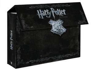 @ Amazon Fr: Harry Potter Hogwarts Box DVD für 22,19€