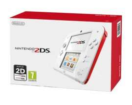 [Game.co.uk] Nintendo 2DS für 41,47€