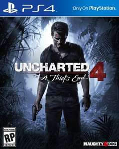 [OTTO] Uncharted 4: A Thief's End PS4 - 60,94€ (22.04.2016)