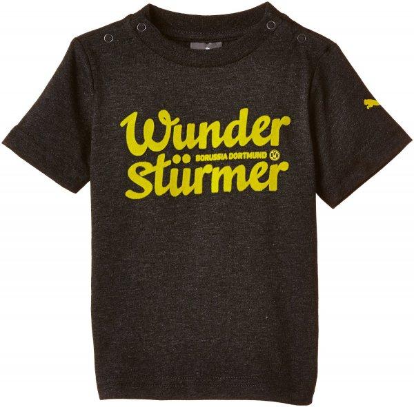 """[Amazon] PUMA Baby T-Shirt BVB """"Wunderstürmer"""" in Größe 86 für 5,45€ mit Prime"""