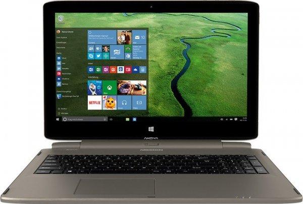 """Medion Akoya S6214T für 279,99€ B-Ware @ eBay 4-in-1 Notebook/Tablet mit 15,6"""" FullHD Display, 564GB HDD/SSD und 4GB Ram"""