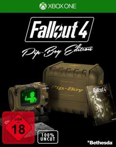 [Saturn.at] Fallout 4: Pip-Boy Collector's Edition (Xbox One) für 71€ inkl. Versand nach DE