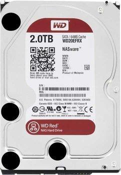 [Proshop] Western Digital Red SATA III 2TB (3,5'', NAS HDD) für 74,99€