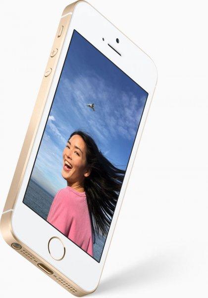 Iphone SE 16GB space grau bei amazon.de für 469€