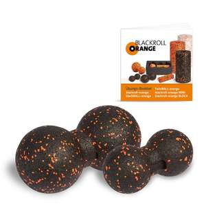 [Blackroll-Orange] 24h lang TwinBALL-orange SET (8 und 12cm) für 29,90€ statt 39,90€