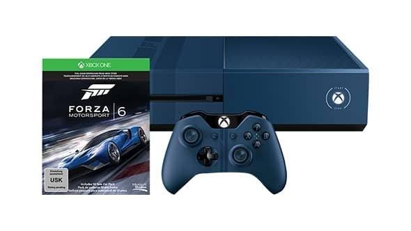 [microsoftstore.com] Xbox One 1 TB Forza Motorsport 6 Limited Edition für 299€  -Versandkostenfrei -
