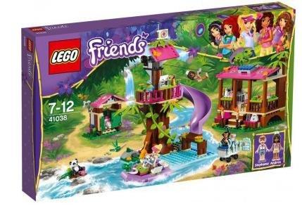 [Spielemax.de] LEGO FRIENDS 41038 Dschungelrettungsbasis für 32,94€ inkl. VSK statt ca. 40€