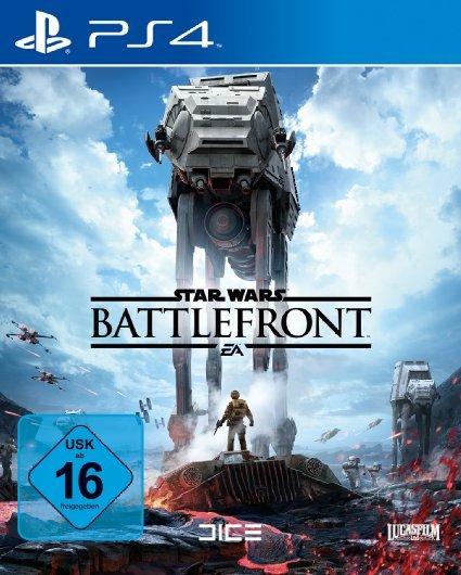 [base.com] Star Wars Battlefront (PS4) für 26,86