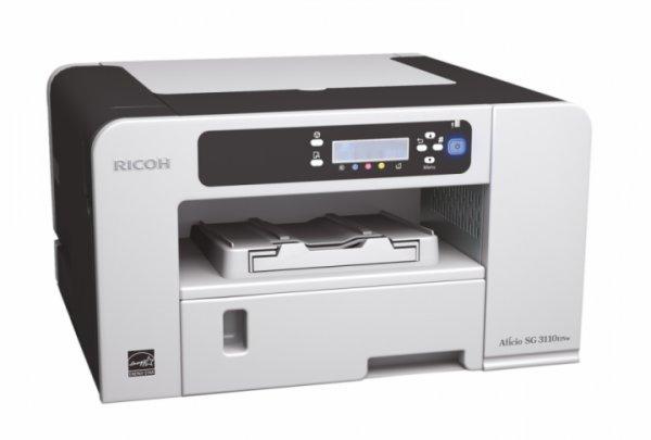 Ricoh Aficio SG 3110DN GELJET Drucker für 59,90€@ Comtech - guter Drucker wer keinen Laserdrucker haben will