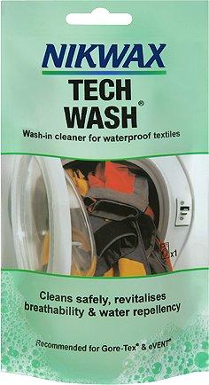 100 ml GRATISPROBE Nikwax Tech Wash  (Waschmittel für Outdoorbekleidung)