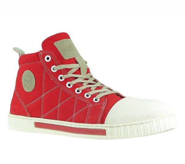 Sicherheitsschuhe mit Stahlkappe in Sneaker-Optik: HI-TEC Unisex für 9,99 € [Outlet46]