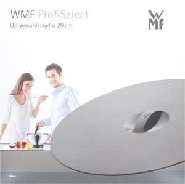 [Top12] WMF Universal-/ Frischhaltedeckel 0,13€ + VSK - weitere Angebote
