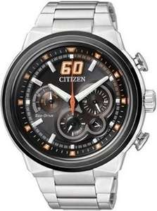CITIZEN Eco-Drive Chronograph CA4134-55E für 126,65 Euro + 10% durch Payback = 113,90 Euro