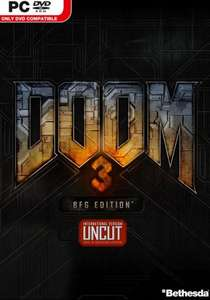 [Gamesplanet] [Bethesda Sale] z.B. Doom 3 BFG Edition (Doom 1 + 2 + 3 + Auferstehung des Bösen + The Lost Mission) (Steam) für 2,49€