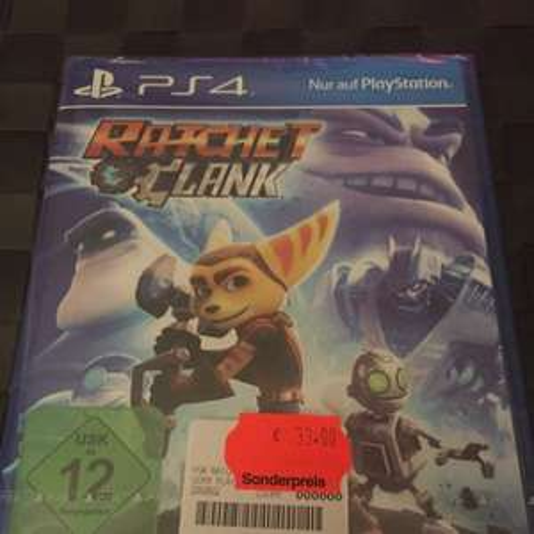(Saturn Bochum) Ratchet & Clank PS4 für 33,- EUR