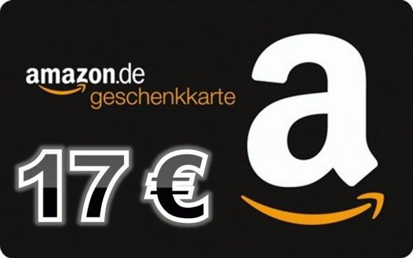 [Logitel] 17€ Amazon Gutschein für 1,95€ (bzw. 4,10€) für Neukunden!